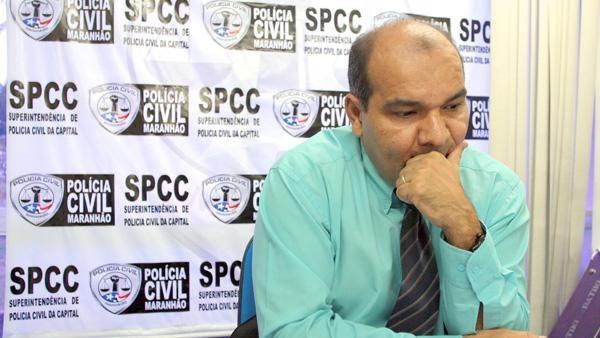 Secretario de justica e administracao penitenciaria sejap Sebastiao Uchoa.