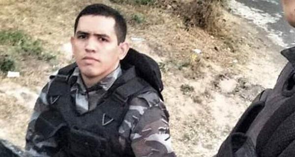 Soldado Dantas tinha 25 anos.