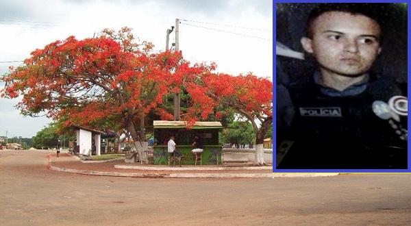 Soldado Rogério de Lima Neres morreu no povoado bananal, durante colisão na BR 010.