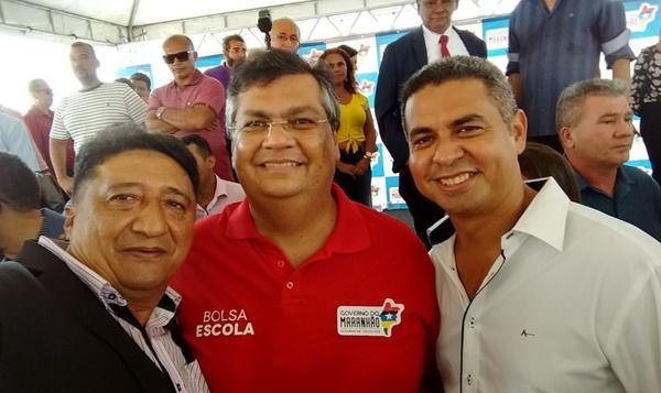 Governador Flávio Dino estará no dia 02 de junho (Sábado) nas cidades de Presidente Juscelino e Cachoeira Grande.
