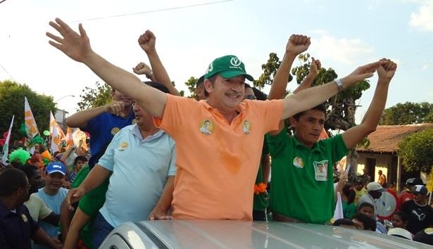 """TRE-MA """"confirma eleição"""" de Magno Bacelar em Chapadinha."""
