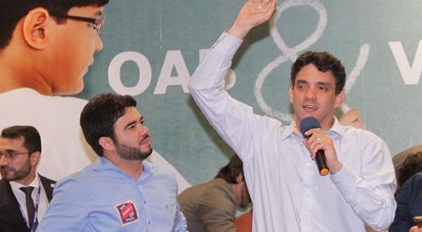 Thiago Diaz é eleito presidente da OAB no MA.