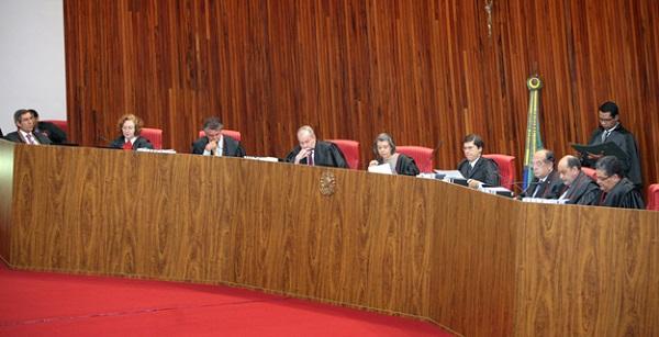 Tribunal Superior Eleitoral (TSE).