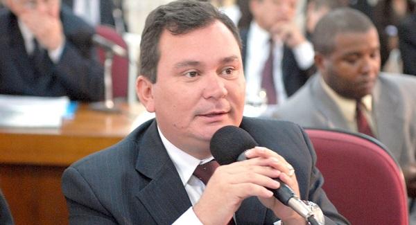 Vereador Ivaldo Rodrigues (PDT).