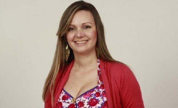Vereadora Fernanda Maria do PSL.