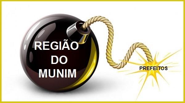 """Aguardem em breve """"Notícia Bombástica"""" preste a estourar na região do Munim."""