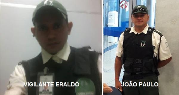 TRAGÉDIA: Vigilante mata colega e se mata em agência da CEF na cidade de Grajaú.