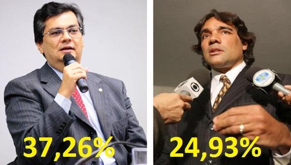 FLÁVIO DINO E LOBÃO FILHO