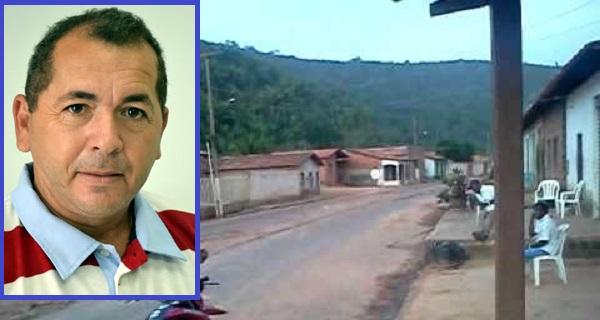 Edvan Matos, prefeito afastado de Marajá do Sena