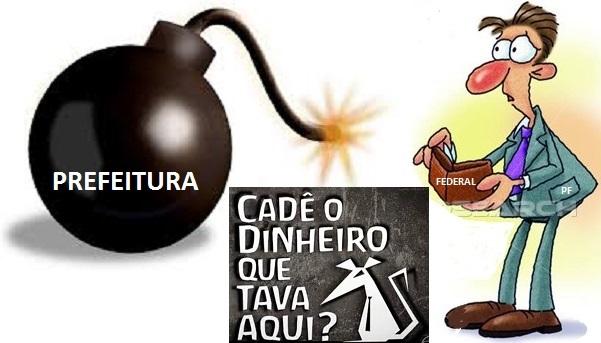 AOS LEITORES DA REGIÃO DO MUNIM AINDA VAI ESTOURAR DUAS BOMBA.