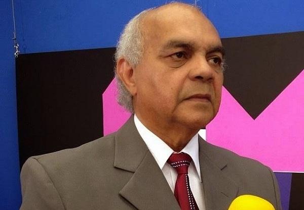 Jornalista e apresentador José Raimundo Rodrigues.