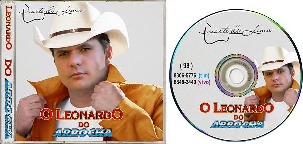 CANTOR DO ARROCHA COM VOZ IGUAL DE LEONARDO.