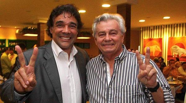 LOBÃO E ARNALDO.