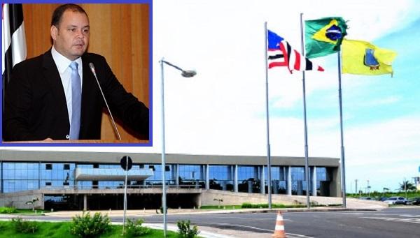 Deputado estadual Rogério Cafeteira (PSC).