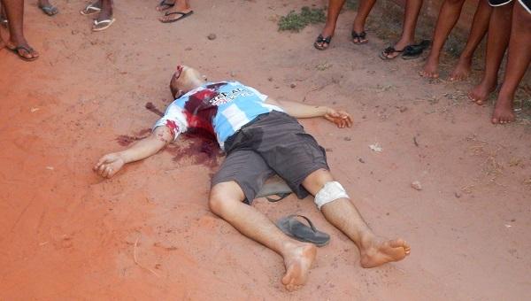 POLICIAL MILITAR MORTO.