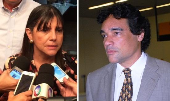 ROSEANA E LOBÃO FILHO