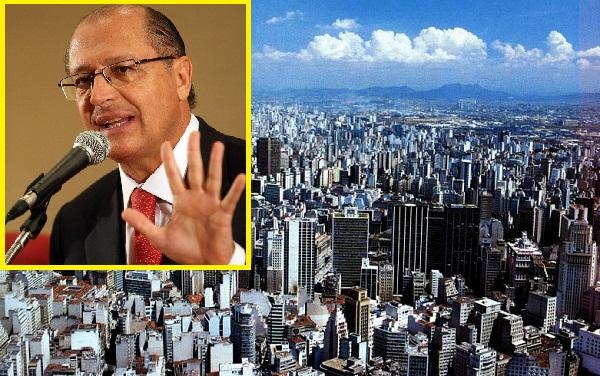 Governador Geraldo Alckmin (PSDB)