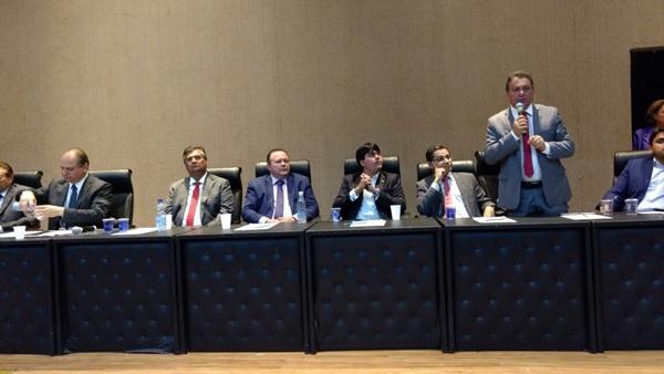 Cleomar Tema destaca anúncio dereforço do SUS pelo ministro da Saúde