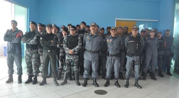 Novos comandantes assumem Batalhão de Polícia Ambiental e CPAM 1.