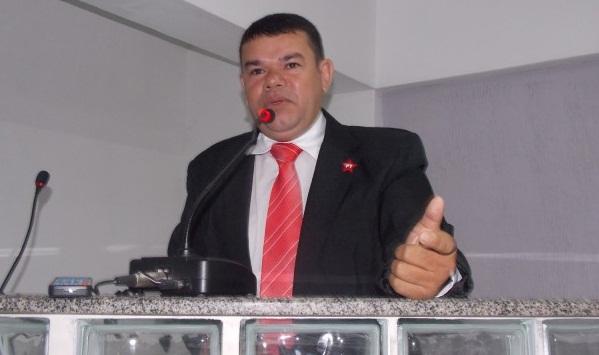 vereador de Barra do Corda Roberto de Sousa Gomes.