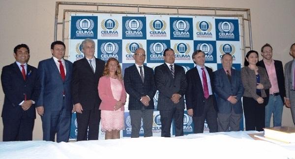 Wellington prestigiou Simpósio Internacional Brasil/Espanha de Direitos Humanos, promovido pelo Ceuma.