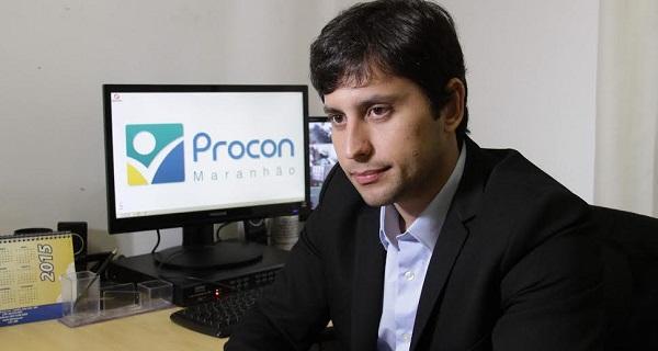 Diretor-geral do Procon, Duarte Júnior.