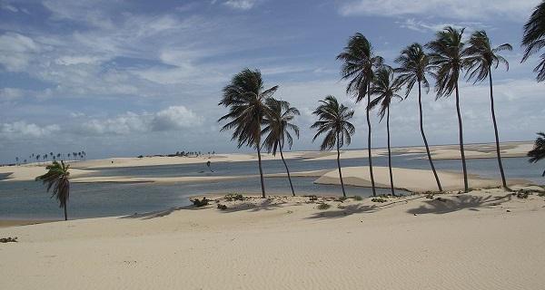 Rota das Emoções passa por seis municípios maranhenses: Barreirinhas, Paulino Neves, Tutóia, Araioses, Santo Amaro e Água Doce do Maranhão.
