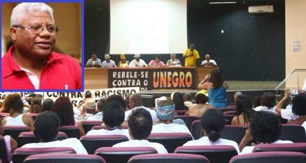 Secretário Gerson Pinheiro destacou o empenho da gestão estadual na promoção de políticas públicas para a população negra.