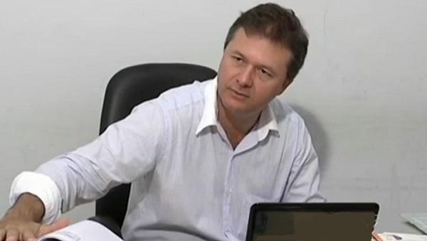 Juiz Marcelo Baldochi.